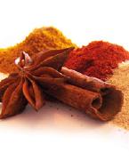 Arômes naturels d'épices