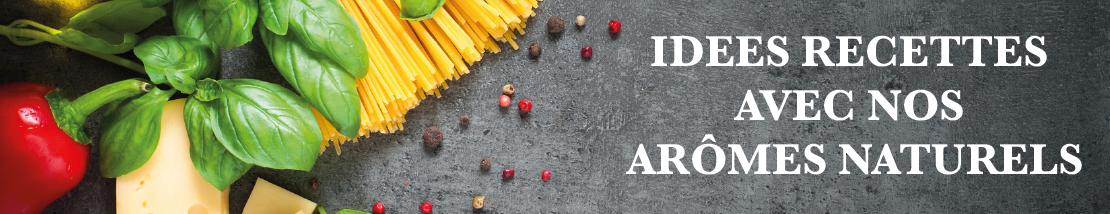 blog de recettes arômes & gourmandiz